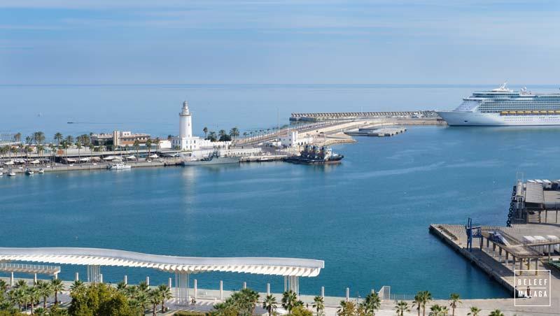 stedentrip en strandvakantie Malaga - Waar ligt Malaga