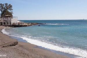 Strand Baños del Carmen – Málaga