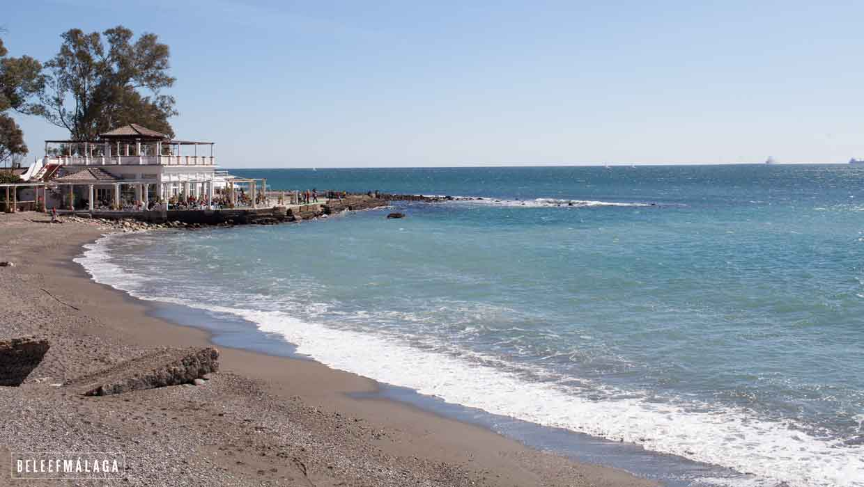 Strand Malaga - Banos del Carmen