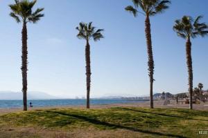 Strand Málaga – alle stranden