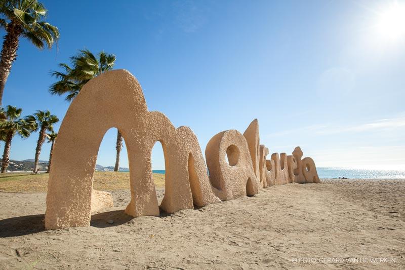 Strand Malaga La Malagueta