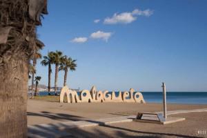 Strand La Malagueta – Malaga