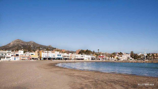 Strand Malaga - Pedregalejo