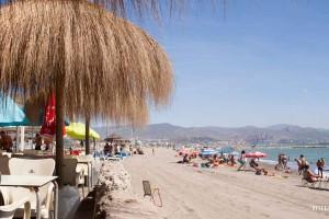 Strand Malaga - Sacaba