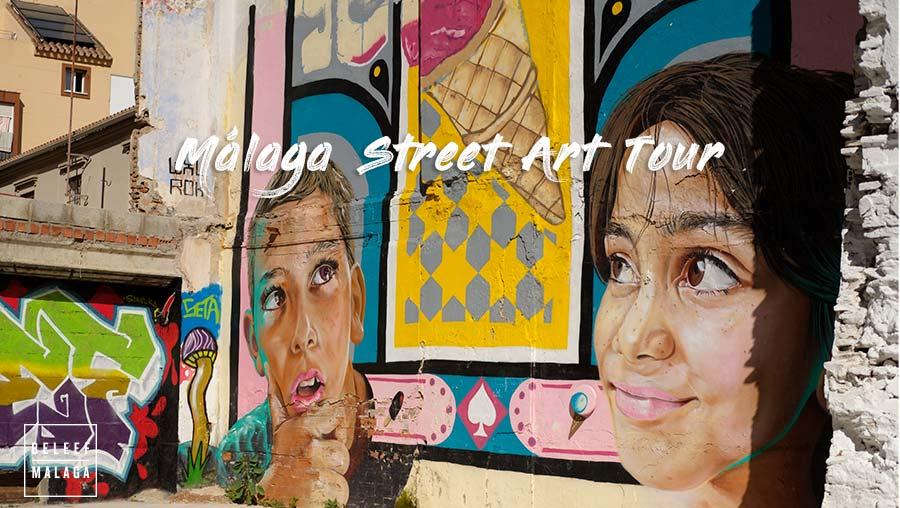 Málaga Street Art Tour – met Nederlandstalige gids!