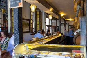 Tapas eten bij Cortijo de Pepe – Malaga centrum