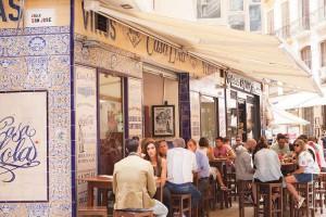 Tapasbar Malaga - eten en drinken
