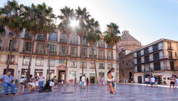 Vakantie Malaga Spanje