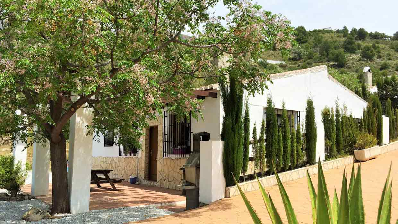 Casa lobera vakantiebungalows beleef malaga - Casa home malaga ...