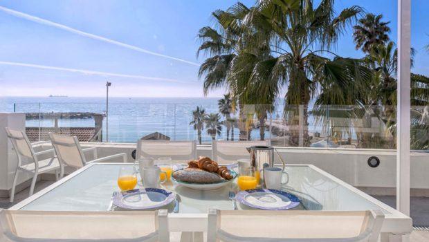 Vakantiehuis Malaga aan zee