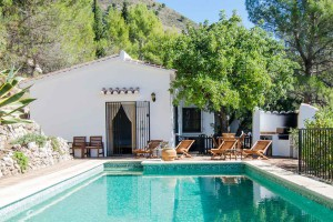Vakantiehuis Malaga - vakantie