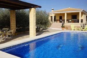 Luxe vakantiewoning Malaga – Villa Borrajo