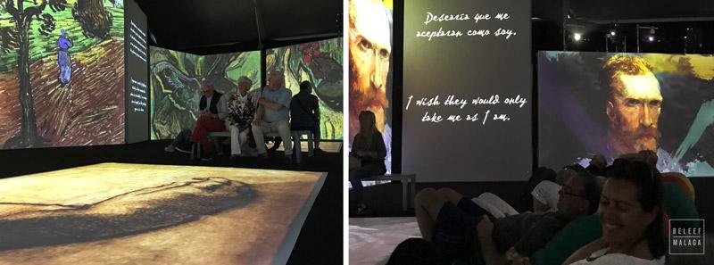 Expositie Van Gogh Malaga