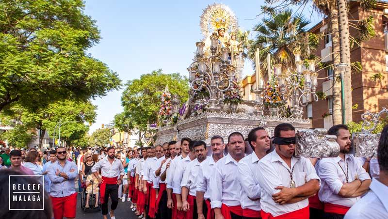Virgen del Carmen Malaga