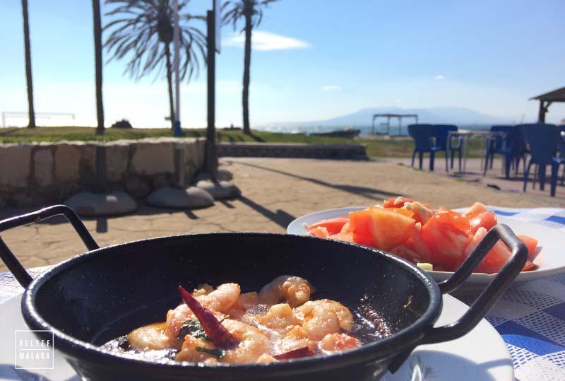 visrestaurants in Málaga - El Palo
