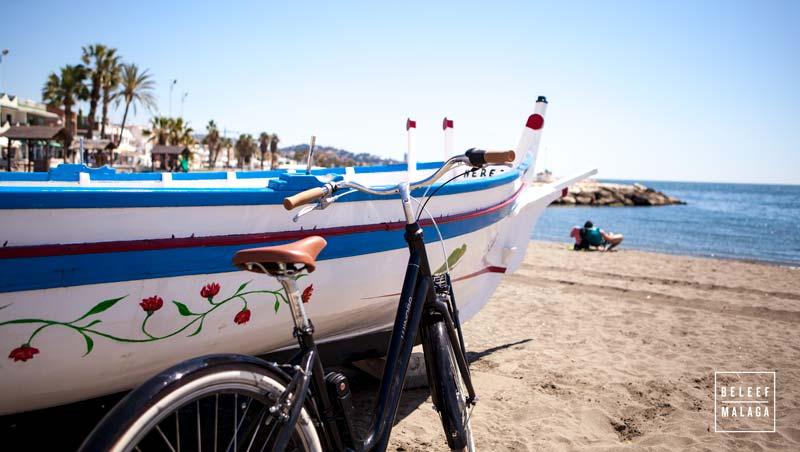 visrestaurants-malaga-el-palo-3-fietsen