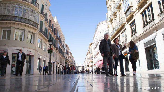 Winkelen Malaga - Larios