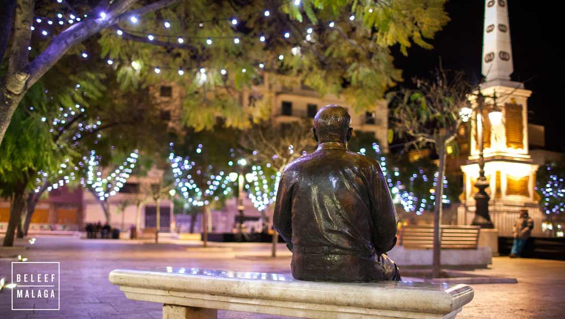 Kerst Malaga Op Vakantie In December